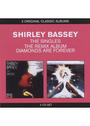 Shirley Bassey - Classic Albums - The Remix Album (Diamonds Are Forever/The Singles) (Music CD)
