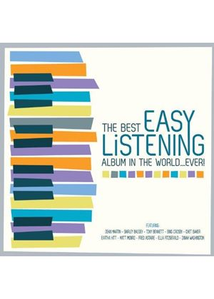 Various Artists - Best Easy Listening Album in the World...Ever! (Music CD)