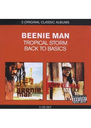 Beenie Man - Classic Albums (Back to Basics/Tropical Storm) (Music CD)