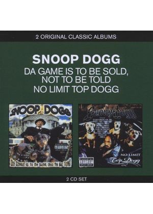 Snoop Dogg - Classic Albums (The Game Is to be Sold, Not to Be Told/Top Dogg) (Music CD)