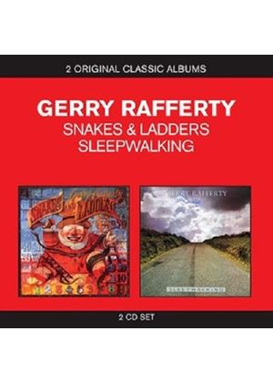 Gerry Rafferty - Classic Albums (Snakes & Ladders/Sleepwalking) (Music CD)