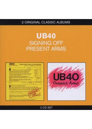 UB40 - Classic Albums (Signing Off/Present Arms) (Music CD)