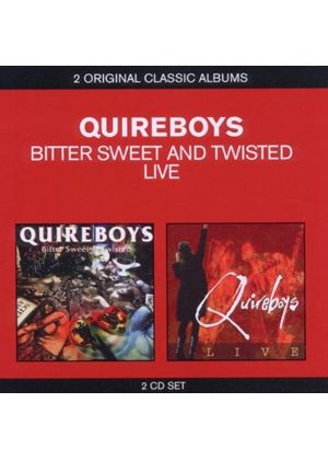 Quireboys (London Quireboys) - Classic Albums - Bitter Sweet and Twisted/Live (Music CD)