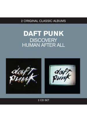Daft Punk - Classic Albums - Discovery/Human After All (Music CD)
