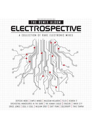 Various Artists - Electrospective (The Remix Album) (Music CD)