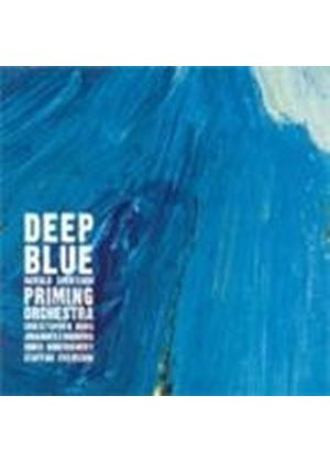 Harold Svensson - Deep Blue (Music CD)