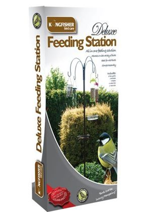 Deluxe Bird Feeding Station