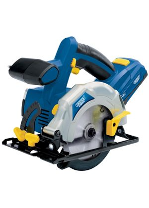 Expert 03292 18V 140Mm Cordless Circular Saw With One Li-Ion Battery