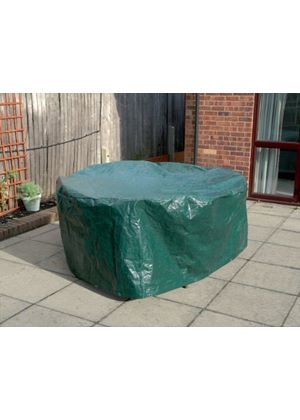 1,900 mm x 800 mm Circular Patio Set Cover