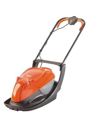 Glider 330 1450W 33cm Electric Hover Lawnmower