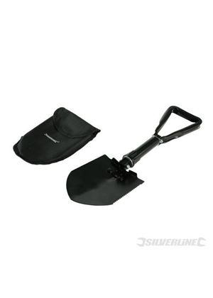 839280 Folding Shovel with Pouch
