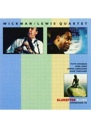 Wickman - Slukefter Blues Copenhagen 84 (Music CD)