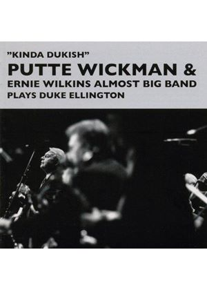 Ernie Wilkins - Kinda Dukish (Music CD)