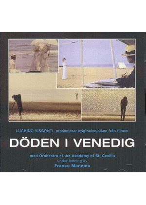 Luchino Visconti - Doden UI Venedig [Original Motion Picture Soundtrack] (Original Soundtrack) (Music CD)