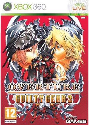 Guilty Gear 2 - Overture (XBox 360)