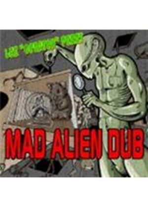 Lee 'Scratch' Perry - Mad Alien Dub (Music CD)