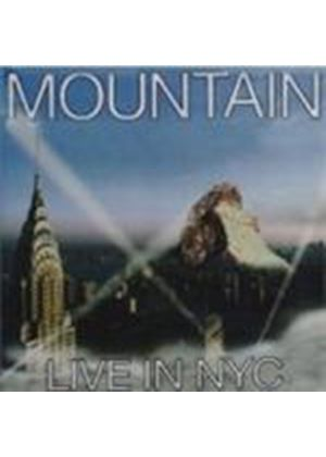 Mountain - Live In NYC (Music CD)