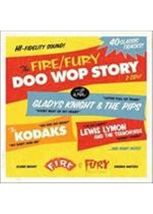 Various Artists - Fire And Fury Doo Wop Story, The (Music CD)