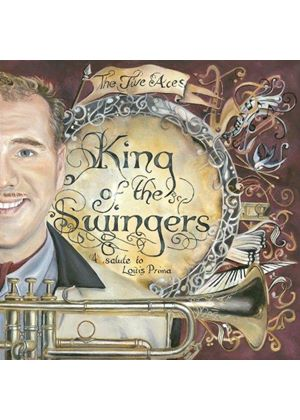 Jive Aces (The) - King of the Swingers (Music CD)