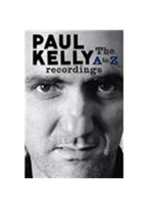Paul Kelly - A to Z Recordings (Live Recording) (Music CD)
