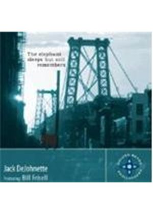 Jack DeJohnette & Bill Frisell - Elephant Sleeps But Still Remembers, The