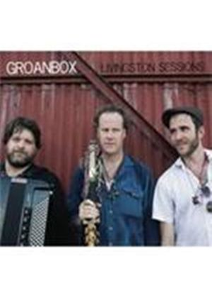 Groanbox - Livingstone Sessions (Music CD)