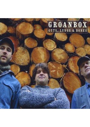 Groanbox - Guts, Lungs & Bones (Music CD)