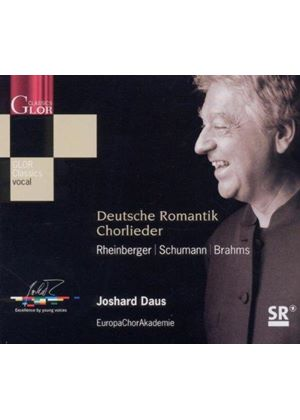 Deutsche Romantic Chorlieder (Music CD)