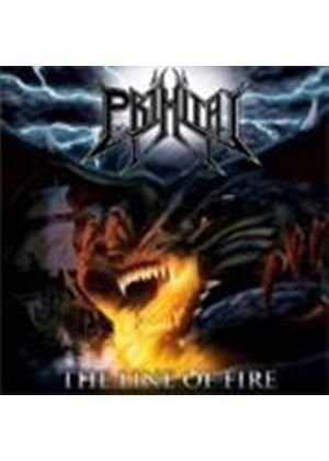 Primitai - Line Of Fire, The (Music CD)