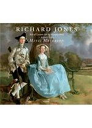 Jones, R: Sets of Lessons for the Harpsichord (Music CD)