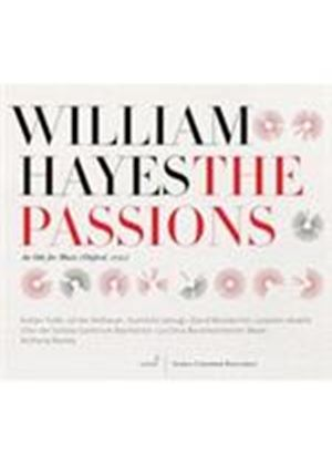 Hayes: (The) Passions (Music CD)