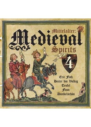 Various Artists - Mittelalter (Medieval Spirits, Vol. 4) (Music CD)