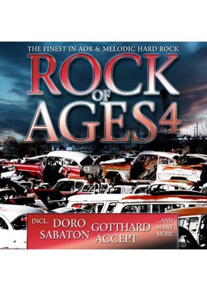 Various Artists - Rock of Ages, Vol.4 (Music CD)