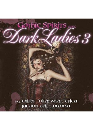 Various Artists - Gothic Spirits (Dark Ladies) (Music CD)
