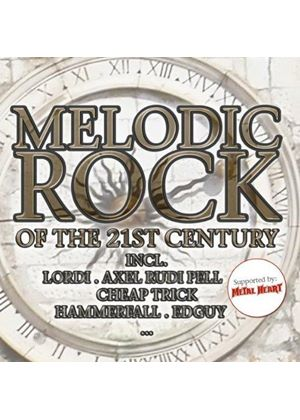 Various Artists - Melodic Rock Of The 21st Century