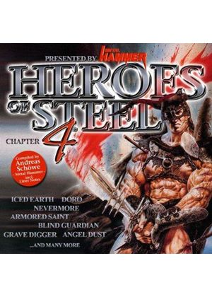 Various Artists - Heroes Of Steel Vol.4 (Presented By Metal Hammer)