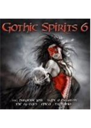 Various Artists - Gothic Spirits 6 (Music CD)