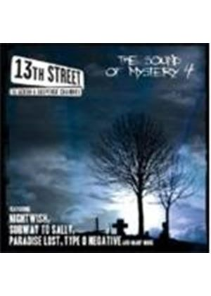 Various Artists - 13th Street - The Sound Of Mystery Vol. 4 (Music CD)