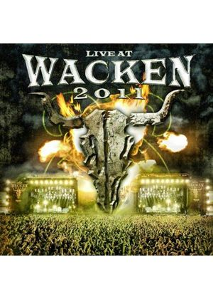 Various Artists - Wacken 2011 (Live at Wacken Open Air/Live Recording) (Music CD)