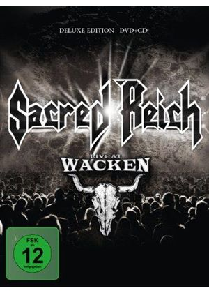 Sacred Reich - Live at Wacken Open Air (Live Recording/+DVD)