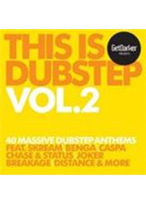 Various Artists - This Is Dubstep Vol.2 (Get Darker Presents) (Music CD)