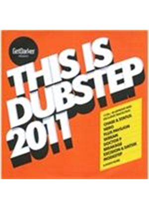 Various Artists - GetDarker Presents (This Is Dubstep 2011) (Music CD)