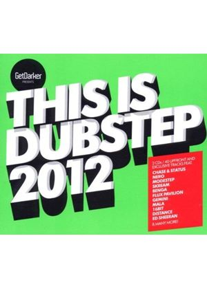 Various Artists - Get Darker Presents (This is Dubstep 2012) (Music CD)