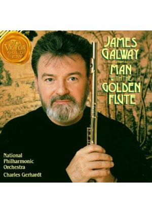 James Galway - Man with the Golden Flute (Music CD)