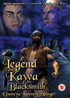 The Legend Of Kawa The Blacksmith