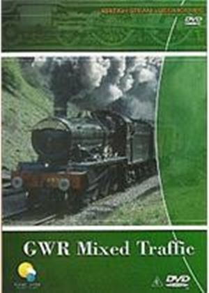 British Steam Locomotives - Gwr Mixed Traffic