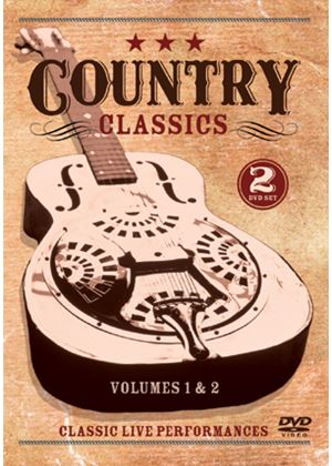 Country Classics Vol.1 And 2