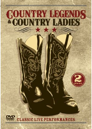 Country Legends And Country Ladies