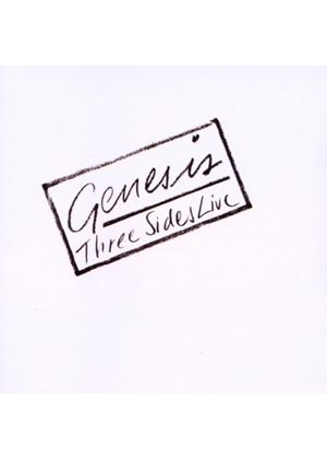 Genesis - Three Sides Live (Music CD)