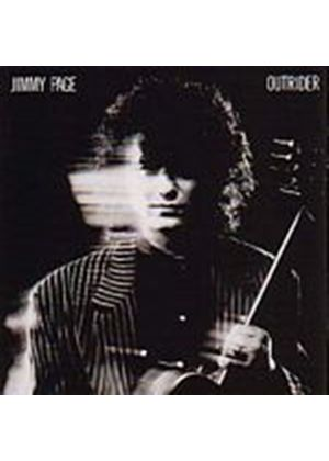 Jimmy Page - Outrider (Music CD)